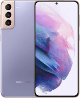 Смартфон Samsung Galaxy S21+ 128GB / SM-G996BZVDSER (фиолетовый фантом) -