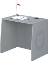 Письменный стол Polini Kids Marvel 4105 Железный человек (серый) -