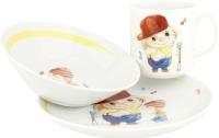 Набор столовой посуды Cmielow i Chodziez Atelier / W003-6503T06 -