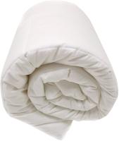 Одеяло Textiles Resource Лебяжий пух Хлопок / ОС020301.2497 (175x205, белый/клетка) -