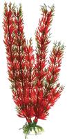 Декорация для аквариума Barbus Перестолистник / Plant 001/50 (красный) -