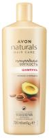 Шампунь для волос Avon Naturals Природная мягкость. Авокадо и миндаль (700мл) -