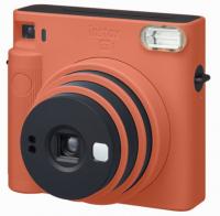 Фотоаппарат с мгновенной печатью Fujifilm Instax Square SQ1 с пленкой Instax Square 10шт (Terracota Orange) -