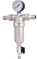 Корпус магистрального фильтра Profactor PFFS239G (с манометром) -