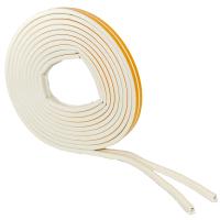 Лента уплотнительная Unibob E-профиль / 46658 (6м, белый) -