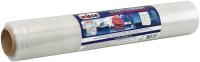 Пленка-стрейч Unibob 450мм х 140м 17 мкм / 69697 (прозрачный) -