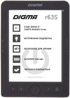 Электронная книга Digma R63S (Dark Grey) -