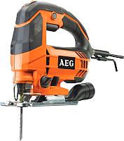 Профессиональный электролобзик AEG Powertools STEP 100 (4935451001) -