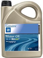Моторное масло GM Opel 5W30 Dexos1 Gen.2 / 95599877 (5л) -