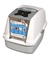 Туалет-домик Catit 50702 (серый) -