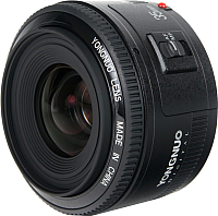 Стандартный объектив Yongnuo AF 35mm f/2 Nikon F -