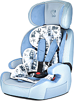 Автокресло Lorelli Navigator Blue Maps (10070901861) -