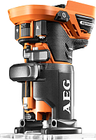 Профессиональный фрезер AEG Powertools BOF 18BL-0 (4935459584) -