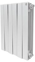 Радиатор биметаллический Royal Thermo PianoForte 500 Bianco Traffico (9 секций) -