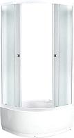 Душевой уголок Avanta 112/2 (серое стекло) -