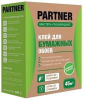 Клей для обоев Partner клей Для бумажных обоев (140г) -
