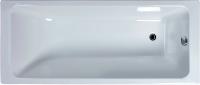 Ванна чугунная Универсал Оптима-У 150x70 (1 сорт, с ножками) -