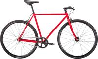 Велосипед Bearbike Detroit 540мм 2021 / 1BKB1C181A20 (красный матовый) -