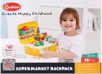 Магазин игрушечный Darvish Supermarket Backpack / DV-T-2634 -