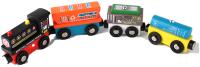 Поезд игрушечный Darvish Поезд с магнитом / DV-T-1582 -