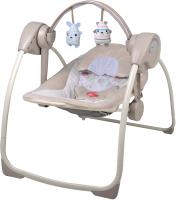 Качели для новорожденных Farfello 27217 (бежевый) -