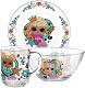 Набор столовой посуды ND Play L.O.L. Surprise! WhatUnitesUs / 288 543 -