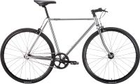 Велосипед Bearbike Prague 700C 580мм 2020-2021 / 1BKB1C181A30 (хром) -