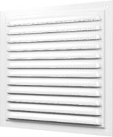 Решетка вентиляционная ERA 2020МЭ (белый) -