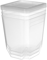 Набор контейнеров для хранения Sistema 70018 (3шт) -