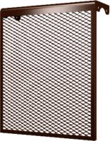 Экран для радиатора ERA 5 ДМЭР (коричневый) -