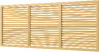 Решетка вентиляционная ERA П60150Р (бежевый) -