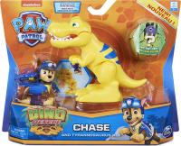Набор фигурок Spin Master Paw Patrol Гончик с Динозавром. Дино-миссия / 6059509 -