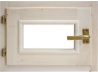 Окно для бани Банные Штучки Со стеклопакетом 32006 -