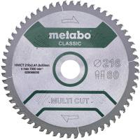 Пильный диск Metabo 628066000 -