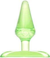 Пробка интимная ToyFa 881304-7 (зеленый) -