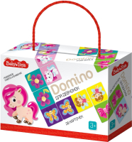 Домино Baby Toys Для девчонок / 04065 -