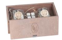 Подарочный набор Bene Premium Whiskey СССР №1 / 6460 -