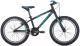 Детский велосипед Format 7414 20 2021 / RBKM1J301001 (OS, черный матовый) -