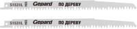 Пильное полотно Gepard GP0650-20 -