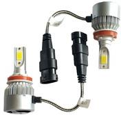 Комплект автомобильных ламп AVG H11 / 661109 (2шт) -