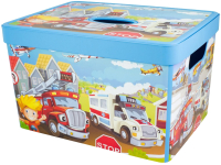 Коробка для хранения Herevin Big Cars / 161490-003 -