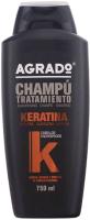 Шампунь для волос Agrado Prof Keratin (750мл) -