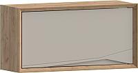 Шкаф навесной WellMaker Куб ПВ2-100 (техас/кварцевый) -