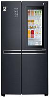 Холодильник с морозильником LG GC-Q247CAMT -