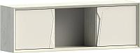 Шкаф навесной WellMaker Куб ПВн-150 (аляска/снежный) -
