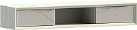 Шкаф навесной WellMaker Куб ПНн-150 (аляска/кварцевый) -