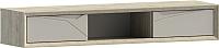 Шкаф навесной WellMaker Куб ПНн-150 (монтана/кварцевый) -