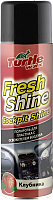 Полироль для пластика Turtle Wax Fresh Shine 51789 клубника (500мл) -