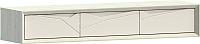 Шкаф навесной WellMaker Куб ПН-150 (аляска/снежный) -