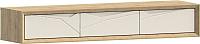 Шкаф навесной WellMaker Куб ПН-150 (аризона/снежный) -